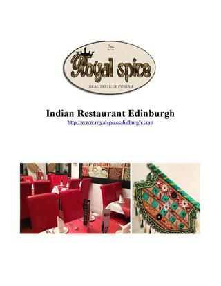 Are you searching for an Indian Restaurant in Edinburgh?  #Indian #Restaurant #Edinburgh
