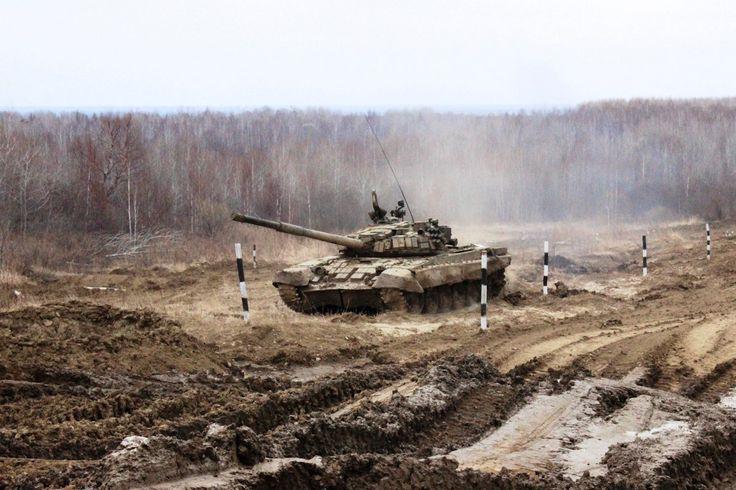 Tank T-72