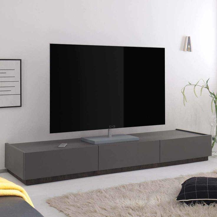TV Board In Anthrazit 3 Schubladen Jetzt Bestellen Unter:  Https://moebel.ladendirekt.de/wohnzimmer/tv Hifi Moebel/tv Lowboards/?uidu003d5b98786c 2687 529a 808d   ...