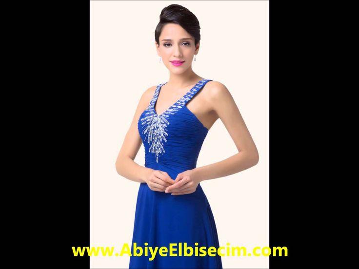 uzun abiye elbiseler – uzun abiye elbise mavi 2017
