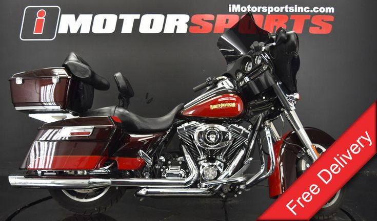eBay: FLHX - Street Glide® -- 2010 Harley-Davidson® FLHX - Street Glide® for sale! #harleydavidson