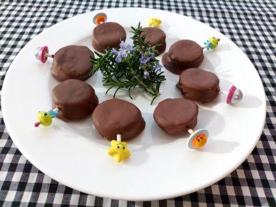 家事えもんの、チョコレート。バレンタインにおすすめ。 | やまでら くみこ のレシピ