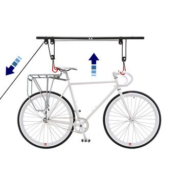 Buy Bicycle Bike Ceiling Mount Storage Rack Lifter | CD