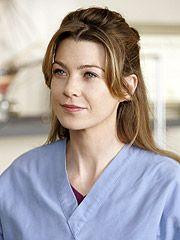 Ellen Pompeo - Meredith Grey. Har det svært med at tage beslutninger. Er den bedste ven der findes.