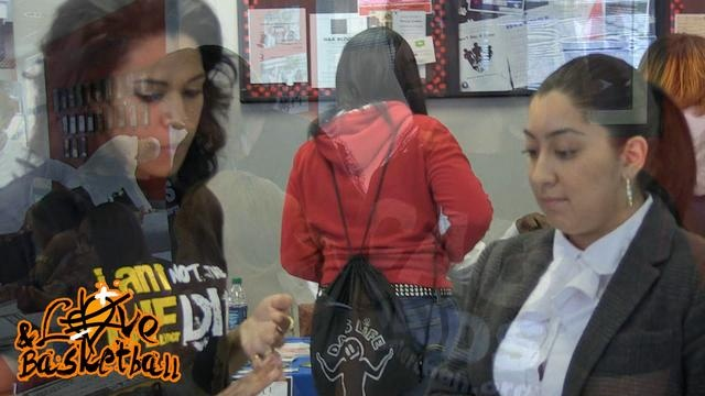 Love and Basketball Promo - 2.7.12 - HIV/AIDS Awareness Day - Clark Atlanta University by Team Ten Media