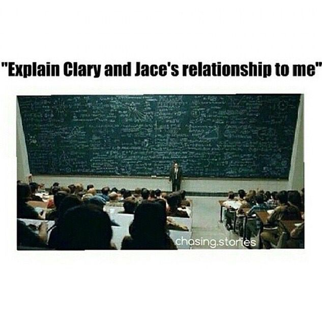 So accurate! I love this meme and I love Clace!
