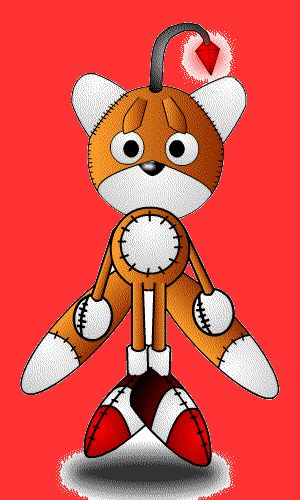 dr. robotnik tails doll - Google Search