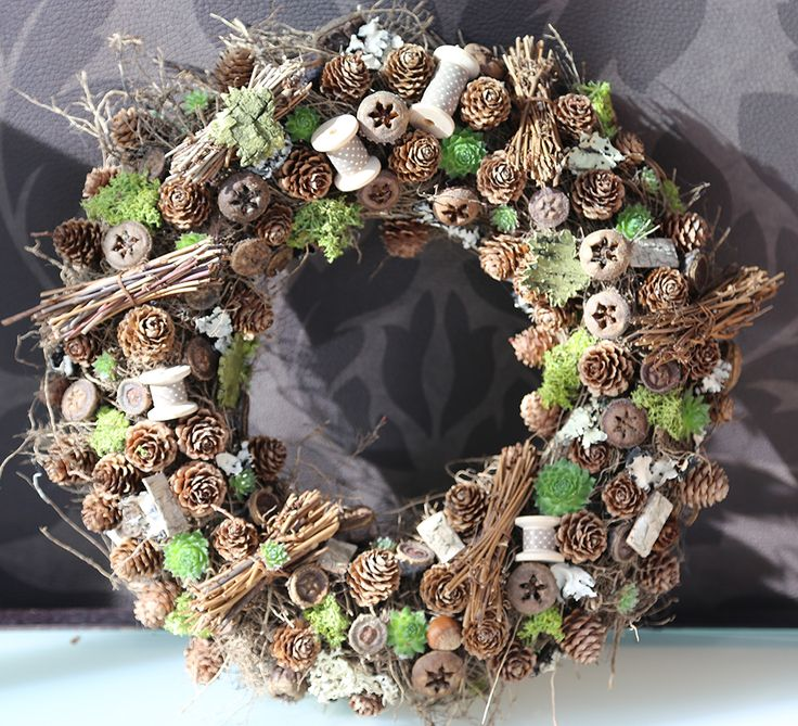 Natural Wreath | Floral Art