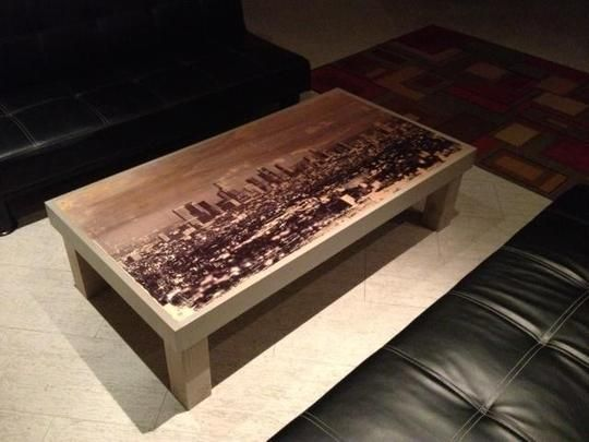 How To Use a Laser Printer to Transpose Photos Onto Furniture Reddit