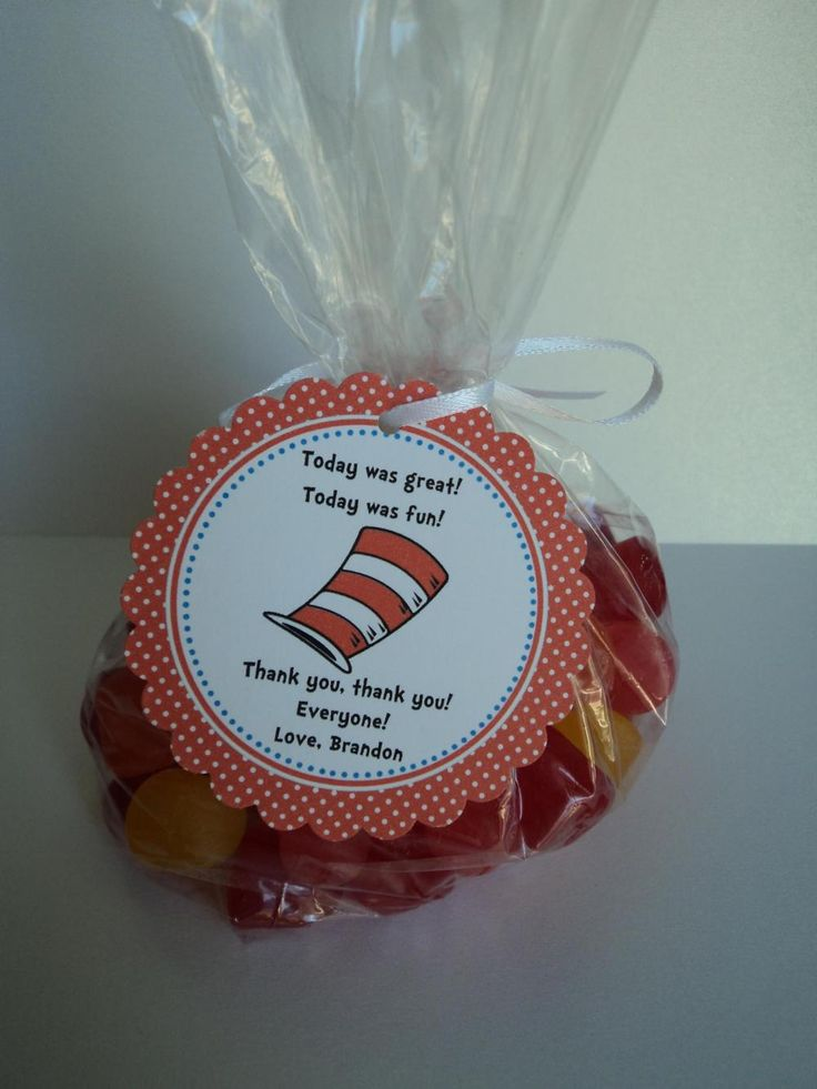 Dr. Suess Party Favor Bags - Fun Stuff!, Go To www.likegossip.com to