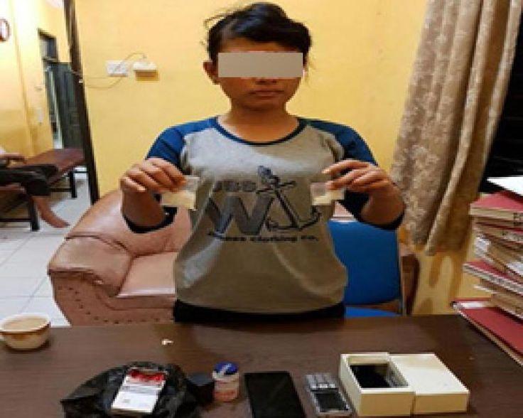 Kampar, Oketimes.com - Kepolisian Resor (Polres) Kampar mengamankan seorang wanita cantik berinisial PUR alias Ipur (26) warga Desa Suka Mulya Kecamatan Bangkinang Kampar, Riau, Sabtu (01/07/17) malam ...