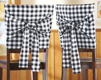 Bistro Checkered Kitchen Chair Covers - 25+ Best Kitchen Chair Covers Ideas On Pinterest Seat Covers For