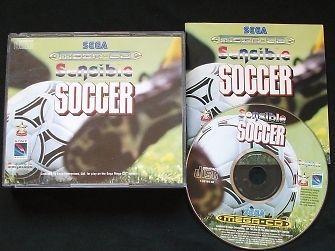 SENSIBLE SOCCER & PRINCE OF PERSIA - For SEGA MEGA CD - Double pack - PAL