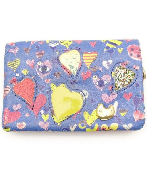 TSUMORI CHISATO(ツモリチサト)「財布(財布)」|ブルー