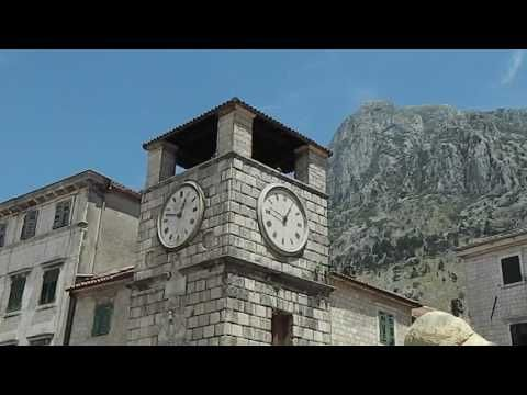 Travelling in Montenegro 2016 - Old City of Kotor - episod 3 /HD/