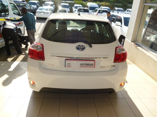 Introducing the Distinguished 2012 #Toyota #Auris 1.8 XR HSD #Hatchback. White, 1.8 Petrol Engine. Automatic, Mileage 48 000Kms, Priced R199 990. Extras: *ABS *Airbag - Driver & Passenger *Airbag - On/Off Switch *CD Front Loader *Audio Control on Steering Wheel *Climate Control *Central Locking Key *EBA *Electric Windows - Front & Back *MP3 Player *Traction Control *Balance of Service Plan *Balance of Motor Plan & More Contact Keith Rabilal on 0823231303 / 0317371500 or Email…