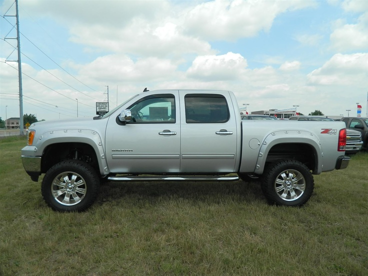 New Gmc Truck >> New 2012 GMC Sierra 1500 Rocky Ridge Conversion For Sale in Jackson TN | Vin: 3GTP2VE79CG225691 ...