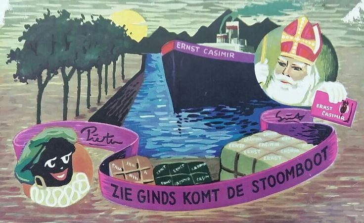 Ernst Casimir 'etiket' sigarendoos
