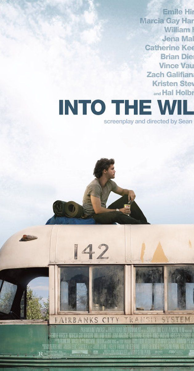 Directed by Sean Penn.  With Emile Hirsch, Vince Vaughn, Catherine Keener, Marcia Gay Harden. After graduating from Emory University, top student and athlete Christopher McCandless abandons his possessions, gives his entire $24,000 savings account to charity and hitchhikes to Alaska to live in the wilderness. Along the way, Christopher encounters a series of characters that shape his life.