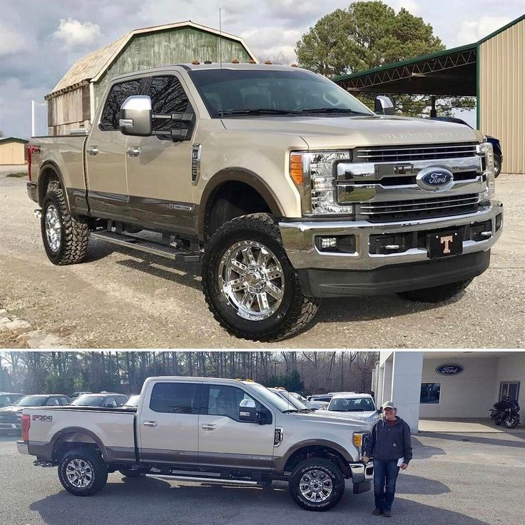Not only do we sell the best we customize the best. Check out Vanessa Brazelton's of Elora TN custom 2017 Ford F-250! With our signature lift custom wheels premium tires spray-in bedliner and much more it will be hard to find a better looking and harder working Super Duty! Thanks Vanessa for choosing Russell Barnett Ford in Winchester! Give us a call to get the truck of truck of your dreams at (931)967-2277 #russellbarnettford #winchesterfordcustoms #picoftheday #photooftheday