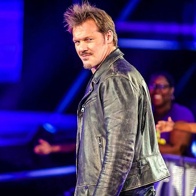Chris Jericho #Y2J #wwe