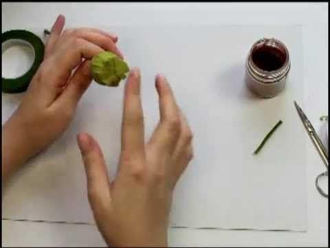 Бесплатный мастер-класс Коробочка мака из фоамирана :: Основной сайт