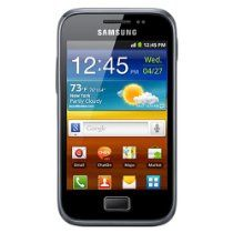 Samsung offer Samsung GT-S7500 Galaxy Ace Plus - Unlocked Phone - International Version - Dark Blue. This awesome product currently limited units, you can buy it now for $279.99 $154.99, You save $125 New