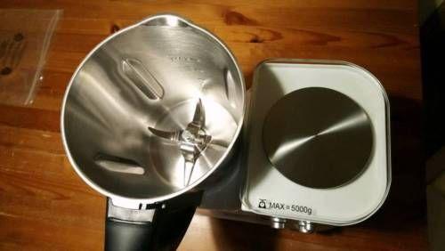 Küchenmaschine mit Kochfunktion - 1. Thermomix Clon in ...