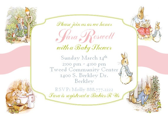 15 best images about baby shower on pinterest | birthday party, Baby shower invitations