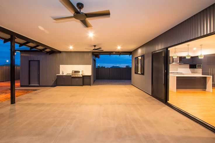 THE WALCOTT ALFRESCO CONNOLLY HOMES BROOME