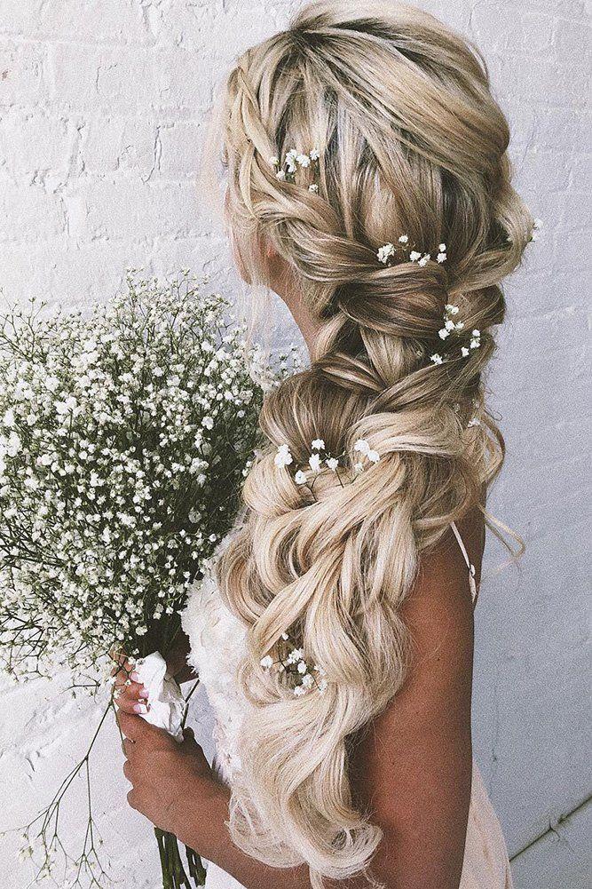 39 Adorable Braided Wedding Hair Ideas Wedding Forward In 2020 Wedding Hair Inspiration Braided Hairstyles For Wedding Braids For Long Hair