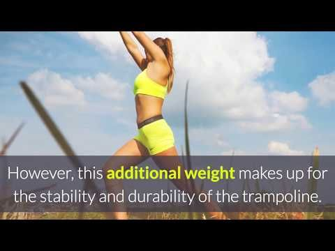 Vuly 2 Trampoline Review - Is Vuly 2 the BEST Family Trampoline Available?
