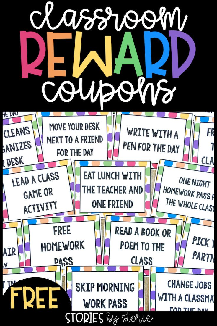 Classroom Rewards That Will not Break the Financial institution
