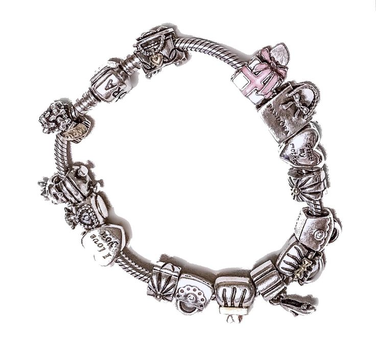 Pandora Jewelry Roll: 1000+ Images About Pandora Charm Collection On Pinterest