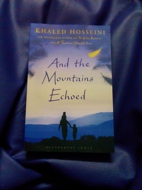 And The Mountains Echoed!