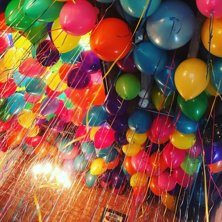 Balloon Ceiling Ceiling Canopy 21st Birthday 21st