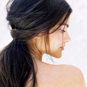 Proof Low Ponytails Don't Have to Be Boring