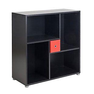 Cubo 4 divisiones 1 cajón 75x30x70