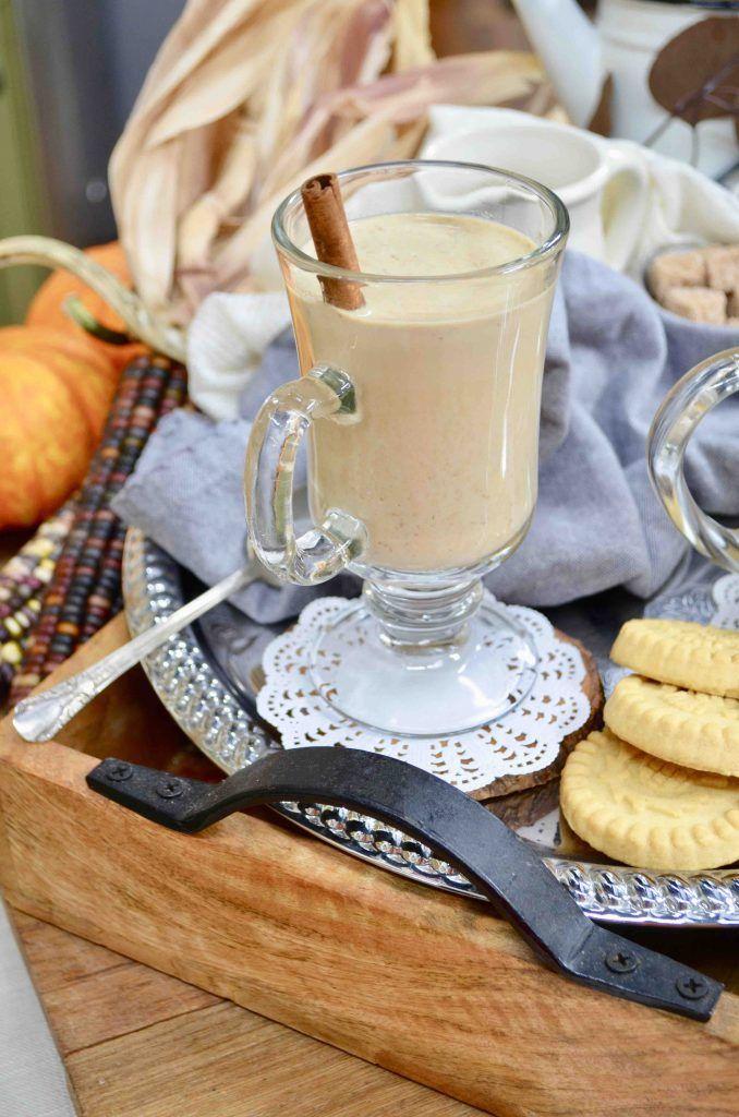 Homemade Crock Pot Pumpkin Spice Latte Pumpkin spice