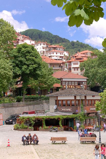 GREECE CHANNEL | Metsovo, Greece