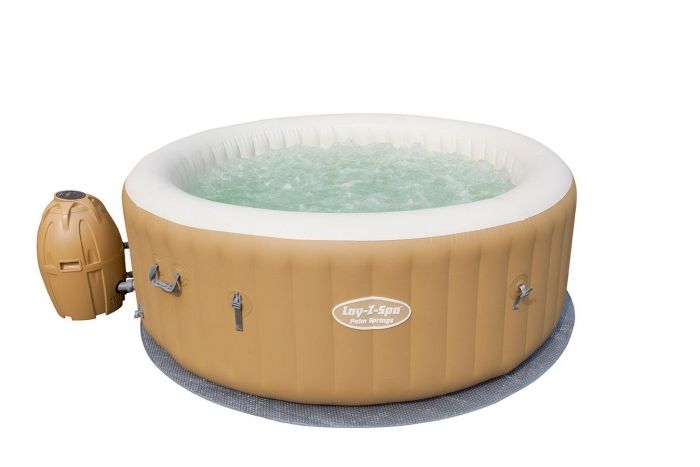 M s de 25 ideas incre bles sobre spa jacuzzi gonflable en pinterest jacuzzi - Jacuzzi gonflable 2 places ...