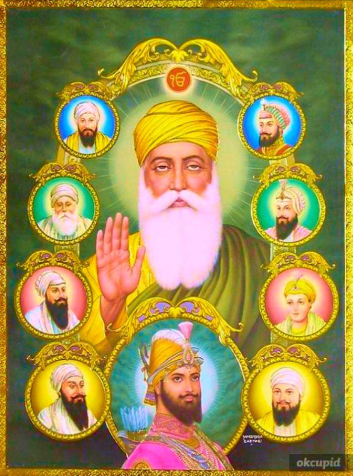 Guru Nanak, Sikh Gurus, Guru Granth, Adi Granth (Shri Guru Granth Sahib) — Sant Mat Radhasoami Books — Medium