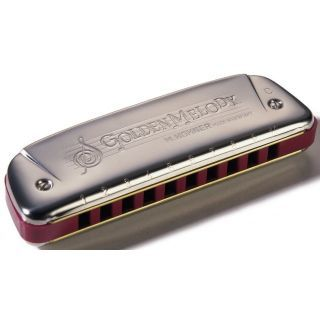 Kèn Hamonica Hohner Golden Melody http://victoriamusic.com.vn/ken-hamonica-hohner-golden-melody.html