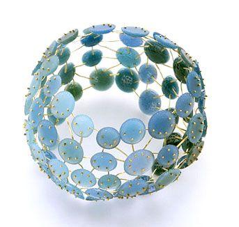 Shannon Carney Jewelry - blue bracelet