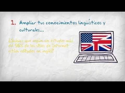 ¿Porqué estudiar Inglés?   Go! idiomas   Córdoba - YouTube