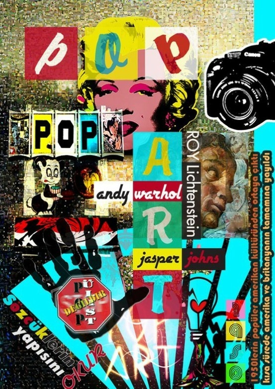 Best 25+ Pop art collage ideas on Pinterest | Pop design photo ...