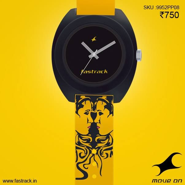 No need to get starry-eyed when you've one of the IndividualiTEES strapped to your wrist.  #Gemini #Sunsign #Zodiac #Watch  http://fastrack.in/tees/individualitees/