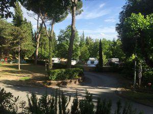 Camping Siena Colleverde Campingplätze Italien Campingplatz Italien Siena Wohnmobil Stellplätze Wohnmobilstellplatz