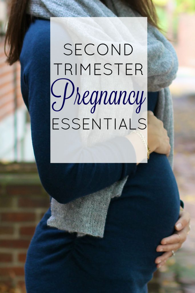 2nd Trimester Pregnancy Essentials - girl about columbus