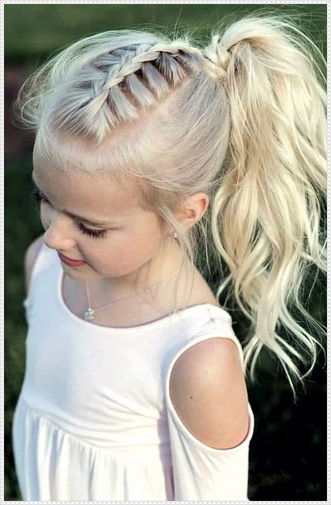 Hairstyles With Braids For Girls Ideas And Photos 2020 Light